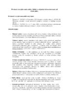 Povinné zverejňovanie zmlúv, objednávok a faktúr na internete