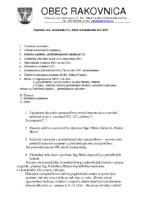 Zapisnica OZ č 6