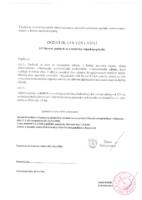 Dodatok č.5 k VZN č.3-2012