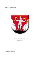 Záverečný účet obce Rakovnica za rok  2015