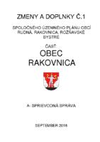 A-Spriev. sprava ZaD 1 Rak. Sept. 2016